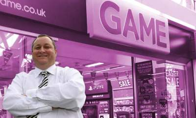 Mike Ashley Sports Direct Game