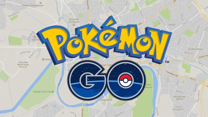 Pokémon Go - Chester