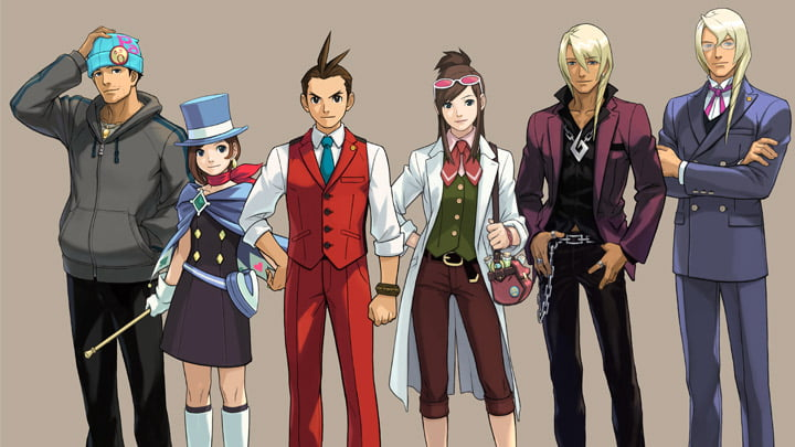 Ace Attorney Announced for Nintendo 3DS — Apollo Justice