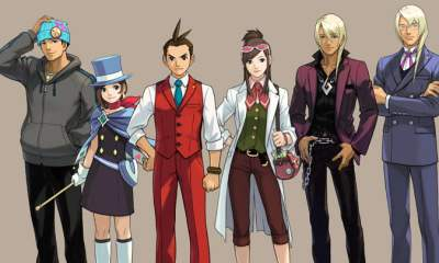Apollo Justice: Ace Attorney - Nintendo 3DS