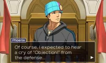 Apollo Justice: Ace Attorney - Nintendo 3DS screenshot