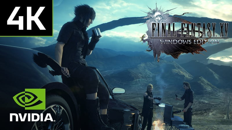 Final Fantasy XV Windows Edition might arrive with a few issues