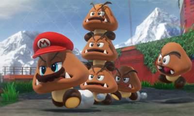 Super Mario Odyssey - Goomba