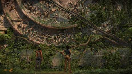Uncharted The Lost Legacy Chloe and Nadine 01
