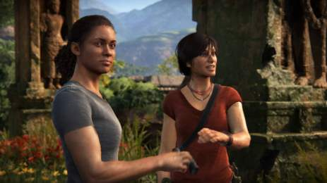Uncharted The Lost Legacy Chloe and Nadine 03