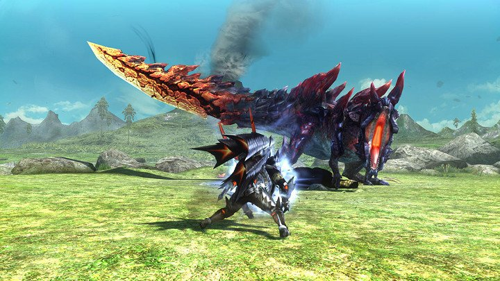 Monster Hunter XX demo playable in the west