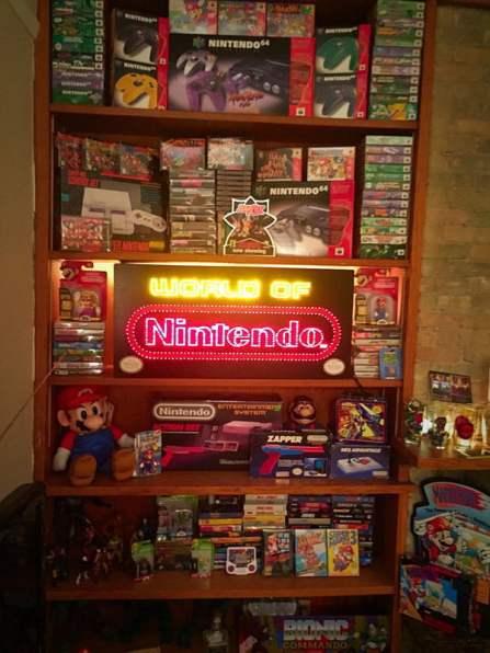Nintendo Collection - ebay