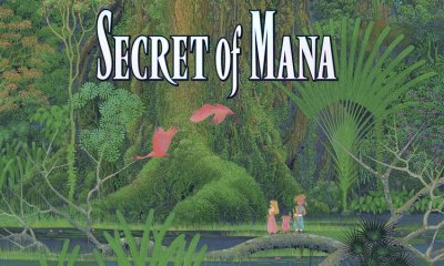 Secret of Mana - PS4, PS Vita, PC