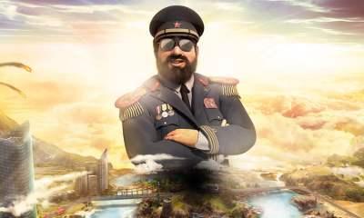 Tropico 6 - artwork