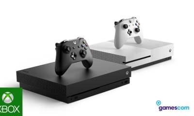 Xbox One - gamescom