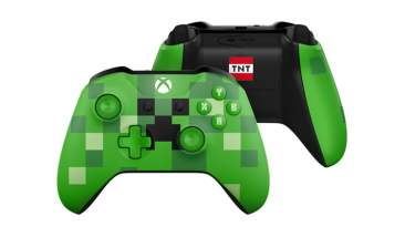 Xbox One - Minecraft Controller