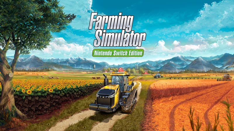 Farming Simulator - Nintendo Switch Edition revealed in first trailer!