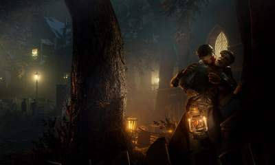 Vampyr - Screenshot