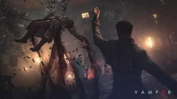 Vampyr - Screenshot