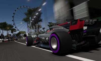 F1 2017 Linux version