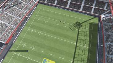 Rugby 18 stadium