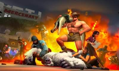 Team Fortress 2 Jungle Inferno