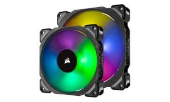 Corsair ML Pro RGB fans