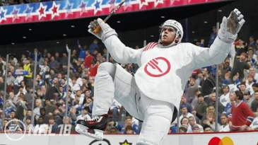 NHL 18 Star Wars light jersey