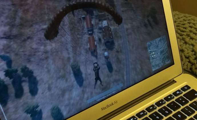 PUBG on Mac via Geforce Now