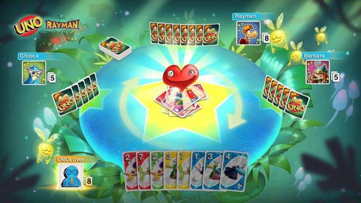 Rayman Uno - Ubisoft