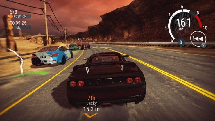 Gear.Club Unlimited Nintendo Switch screenshot
