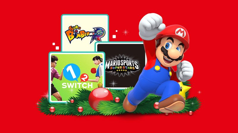 Nintendo focusing on Switch rather than Black Friday
