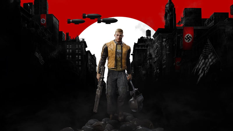 Try out Wolfenstein II: The New Colossus for free right now