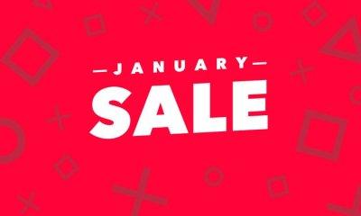 PlayStation January Sale