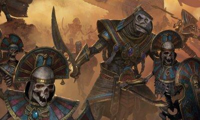 Total War: Warhammer II: Rise of the Tomb Kings