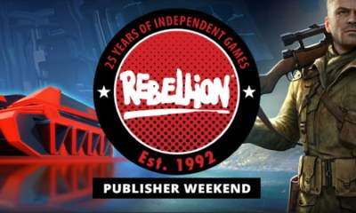 Rebellion sale