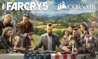 Corsair Far Cry 5 RGB integration