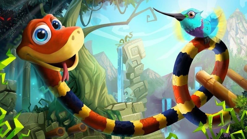 Snake Pass Celebrates Its One Year Anniversary With Free Arcade Mode Update