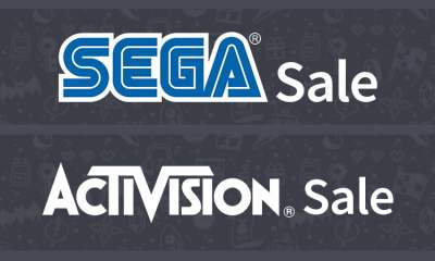 Humble Sega and Activision sales