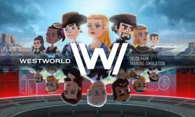 Westworld art