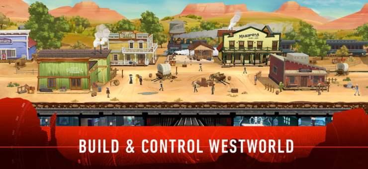 Westworld screenshot