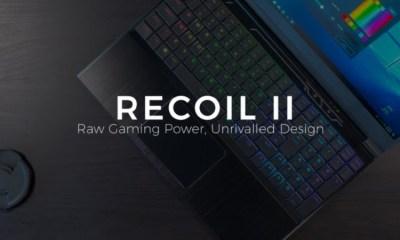 PC Specialist Recoil II
