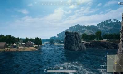 PUBG Savage Map Test screenshot 09