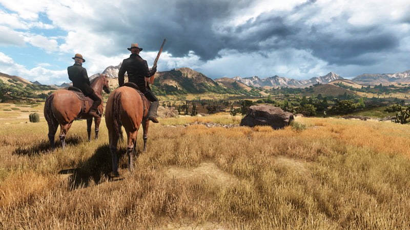 Wild West Online is coming to Steam May 10