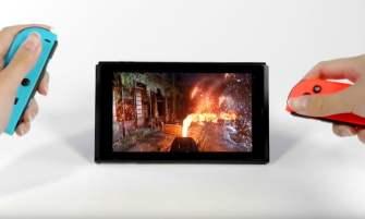 Wolfenstein II on Nintendo Switch