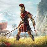Assassins Creed Odyssey art