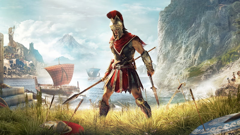 Assassin's Creed Odyssey will be accompanied by some ...