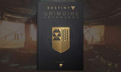 Destiny Grimoire Anthology