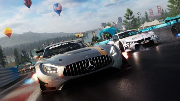 The Crew 2 hot air balloons