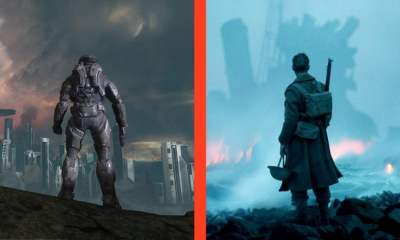 Cut Scenes: Halo Reach vs Dunkirk
