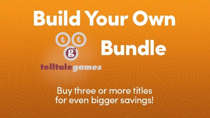 Humble Telltale build-your-own-bundle