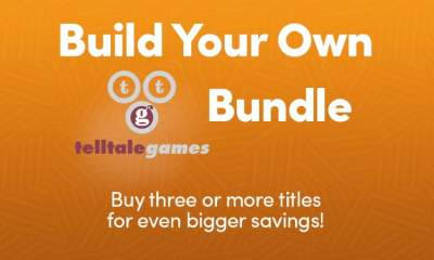 Humble Telltale build-your-own-bundle