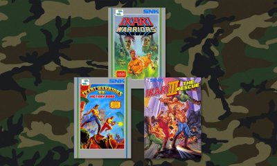 SNK Ikari Warriors Switch