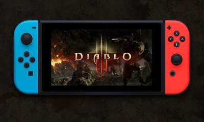 Diablo III Eternal Collection - Nintendo Switch