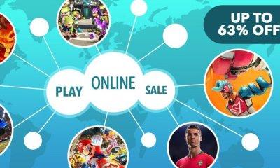 Nintendo eShop Play Online Sale